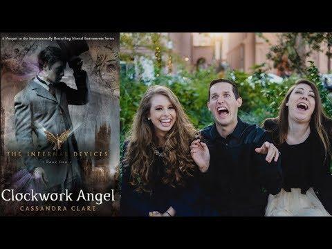CLOCKWORK ANGEL DISCUSSION   BOOKSPLOSION LIVE SHOW