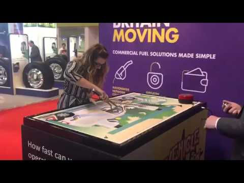 Giant Operation Game made for Fleetcor