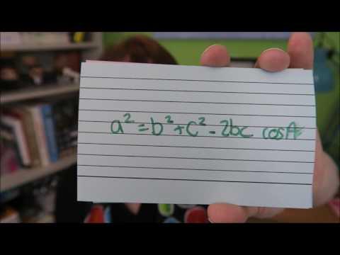MUST LEARN formulae for GCSE maths!!! Edexcel higher
