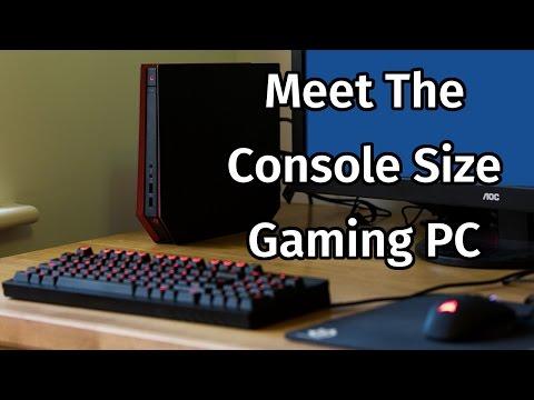 Asus GR6 Mini Gaming PC Review