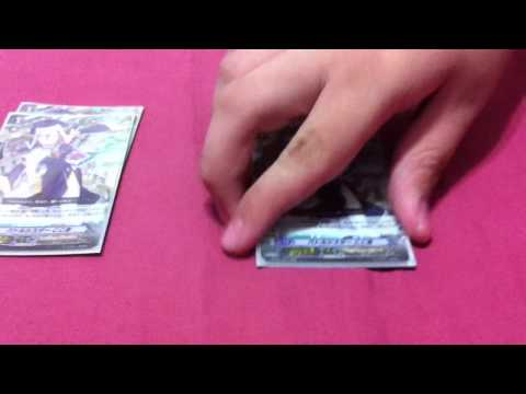 Cardfight Vanguard Deck Review #3 (Oracle Think Tank)