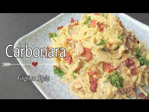 Spaghetti Carbonara Recipe | How to make Carbonara