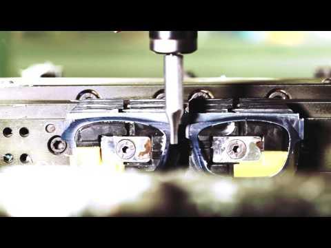 Manufacturing Metal Core Acetate 2016