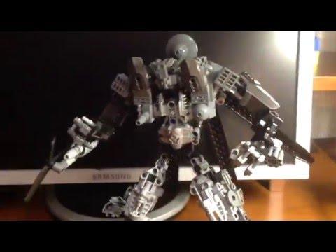 Lego Transformers Blackout Review | Лего Трансформеры Блэкаут (обзор)