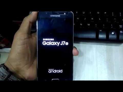 Samsung J7 or J710FN Google Bypass Remove Nogut 7 (2017) Model