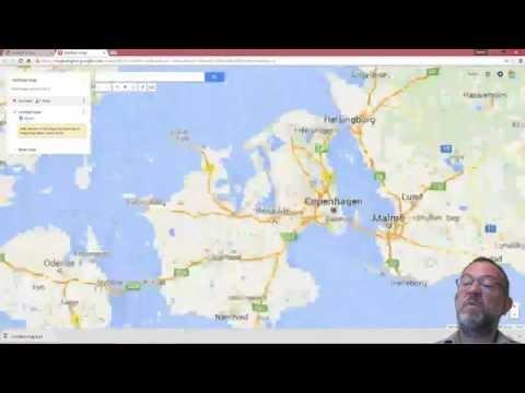 Using Google Maps for geocoding addresses and creating KML