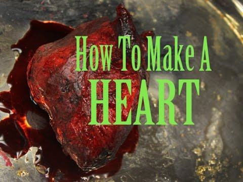 How To Make a Human Heart