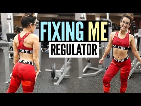 Fixing Me - My Health Is First - Regulator