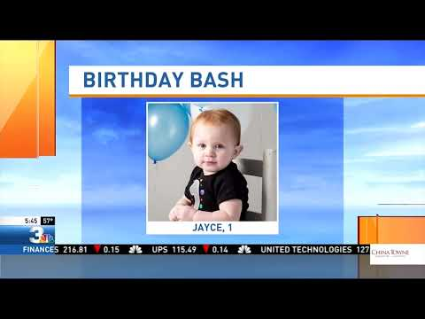 Today In Central New York Birthday Bash 05/28/18