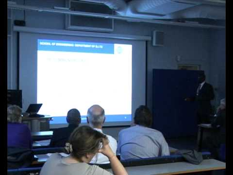MANAGING CONGESTION AND CARBON FOOTPRINT IN UNIVERSITY of GREENW