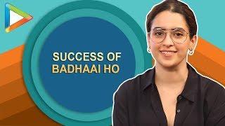 Don't Miss: Sanya Malhotra's SUPERB full interview on Badhaai Ho success, Aamir Khan & more
