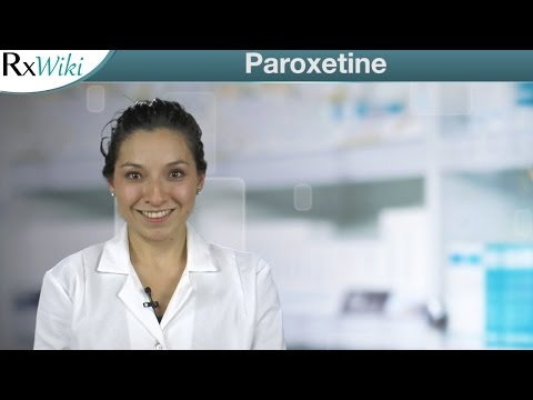 Paroxetine Treats Depression, Panic Disorder, Hot Flashes, and OCD  - Overview