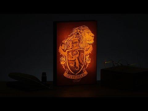 Harry Potter™ Gryffindor™ Luminart | Paladone
