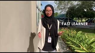 Video Resume - Nadia Nasir (mrsm Kuching)