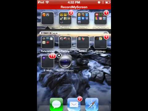 How to do awesome glitches on iOS 6- 6.1.6