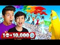 1 Elimination 10000 VBucks W My 13 Year Old Little Brother Challenge