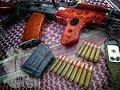 5 round AK-47 mag into a 9 round