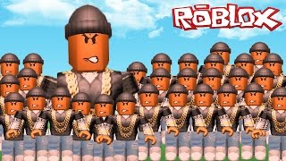 BIGGEST ROBLOX ARMY EVER