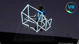 Building a Building at VR World NYC