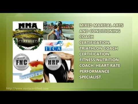 NESTA Nutritionist Certification Course