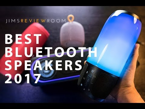 BEST Bluetooth Speakers TESTED & REVIEWED - LIST for 2018