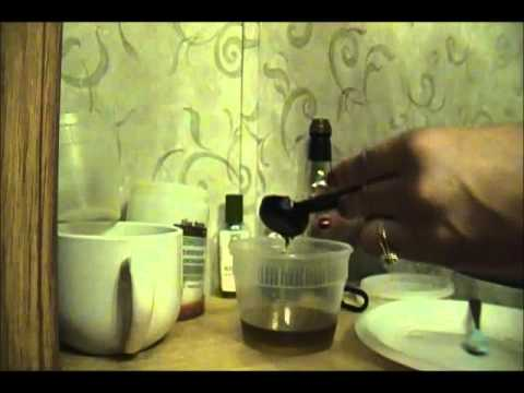 ♥26♥ DIY Moisturizing Shea Butter Mixture without the Smell Tutorial