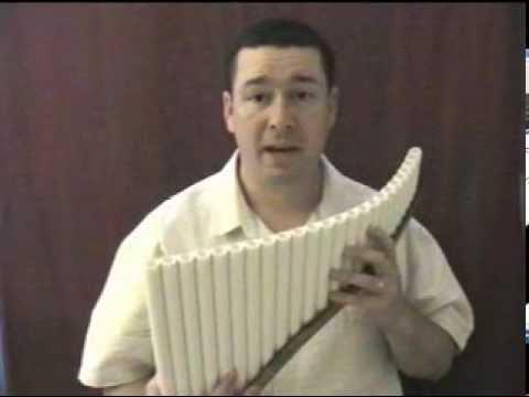 Douglas Bishop / Pan Flute  / Lesson 1 of 14: Body Posture