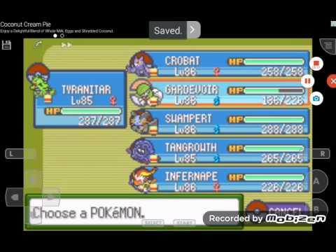 Let's Play Pokemon Glazed #121 Darkrai Egg
