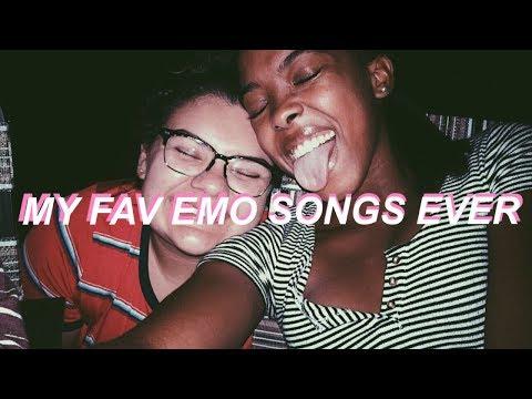 my fav emo songs