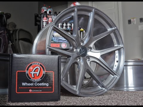 How To Ceramic Coat Your Wheels + 6 Months w/ The Camaro