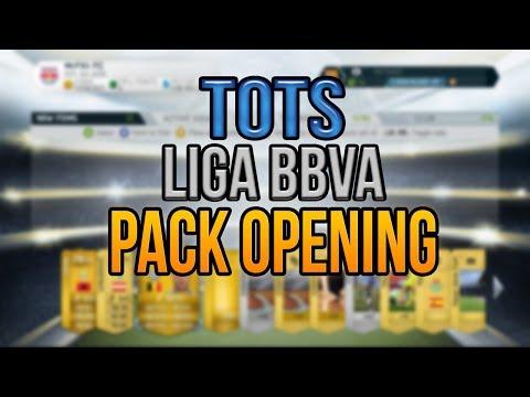 TOTS LIGA BBVA PACK OPENING - FIFA 14 Ultimate Team (PC)