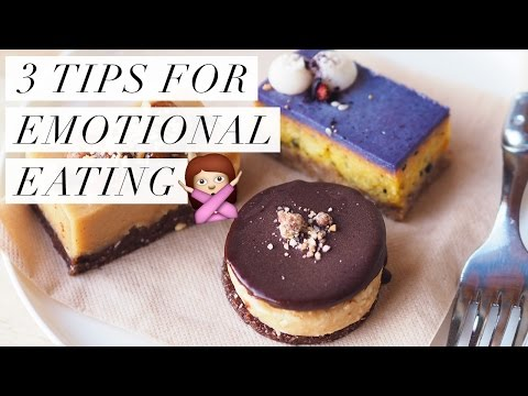 3 Tips to Overcome Emotional Eating