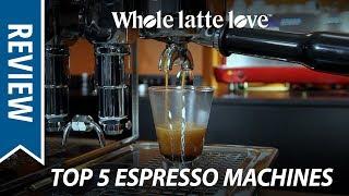 Top 5 Best Semi-automatic Espresso Machines Of 2018