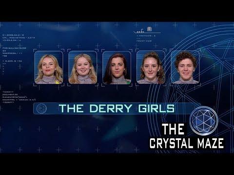 Meet the Derry Girls!