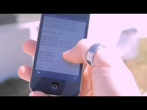 VR Code Reader - LJ Hooker iPhone App