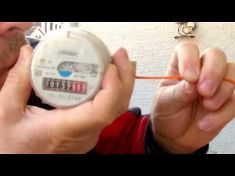 Water meter stop Part 5