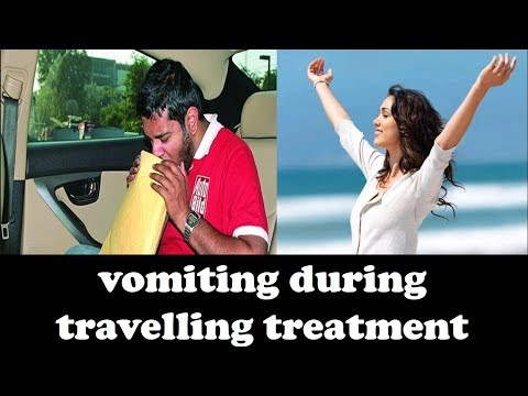 vomiting during travelling in bus - vomit treatment during travelling