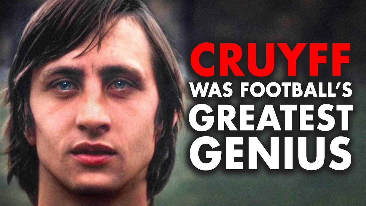 Just how GOOD was Johan Cruyff Actually?
