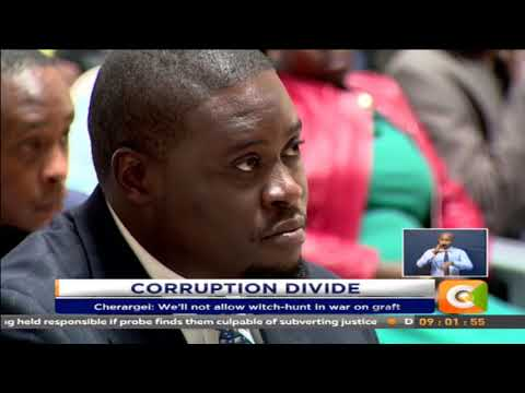 Corruption Divide #SundayLive
