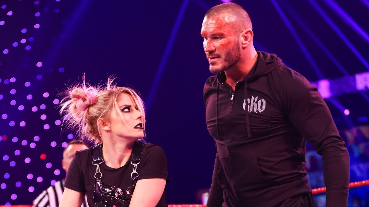 Twisted history between Alexa Bliss and Randy Orton: WWE Playlist
