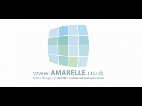 Best UK Office Fit-out And Refurbishment - Amarelle Design  0117 929 7386