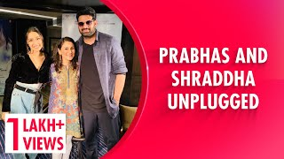 EXCLUSIVE: Prabhas On His Marriage Plans | Shraddha Kapoor's Candid Confessions | Saaho