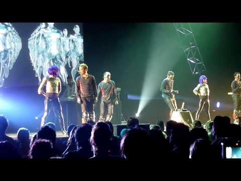 Backstreet Boys - Larger Than Life - Perth Australia Concert HD High Quality