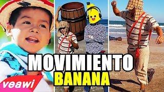 Movimiento Naranja (PARODIA) ft. EL CHAVO DEL 8 Bailando / Movimiento Banana