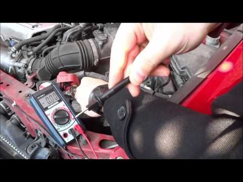 How To Check A Car Alternator With A Multimeter