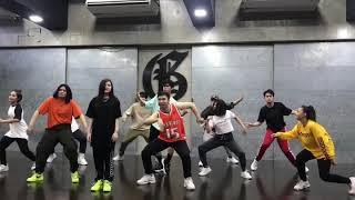 Wobble Up - Chris Brown ft. Nicki Minaj, G-Eazy | G Force
