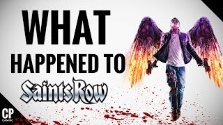 What Really Happened to Saints Row | When Crazy Isn