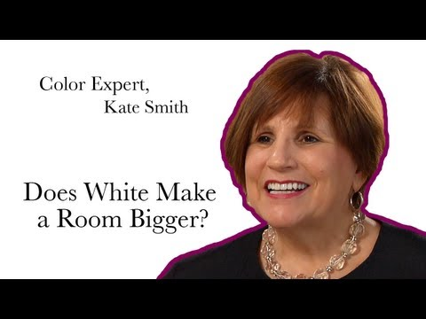 Expert Color Advice: Does White Make a Room Look Bigger