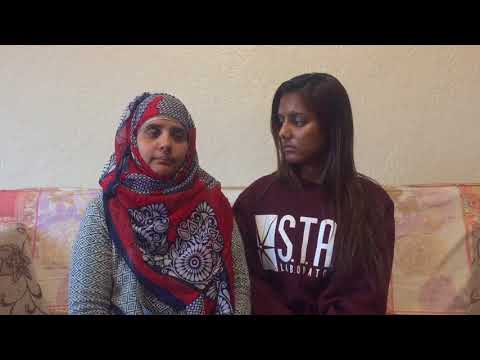 Bangladeshi immigrants in Elizabeth