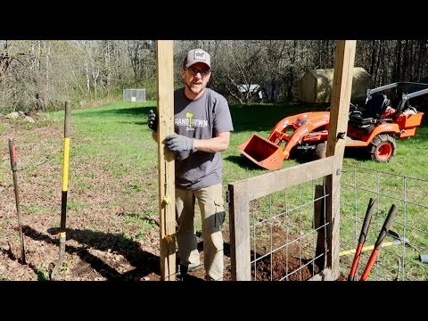 I hope the Piglets Like IT! [building a new pig pen]